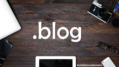 Bloggers domains from White Horse Domains